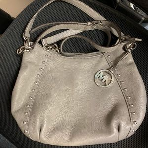 Michael Kors Pebbled Leather Bag PRISTINE